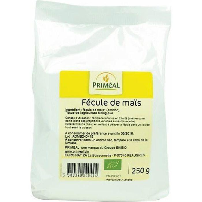 PRIMEAL - FECULE DE MAIS 250G