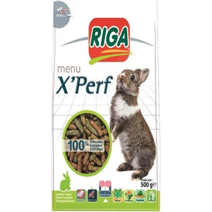 RIGA - X'PERF LAPINS NAINS STAND UP - 500 G