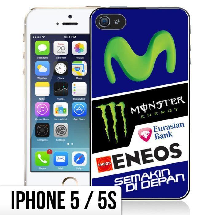 coque iphone 5 5s yamaha m1