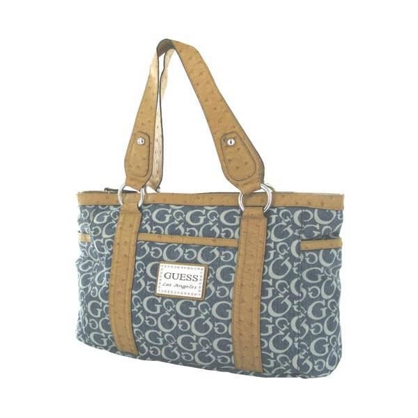 Sac à main Guess DE282724 bleu