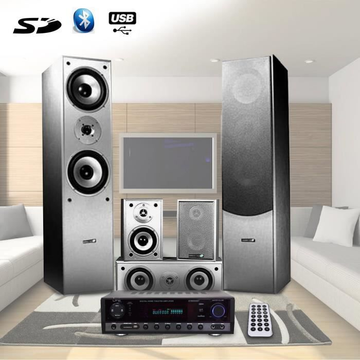 ampli home cinema pas cher. Black Bedroom Furniture Sets. Home Design Ideas