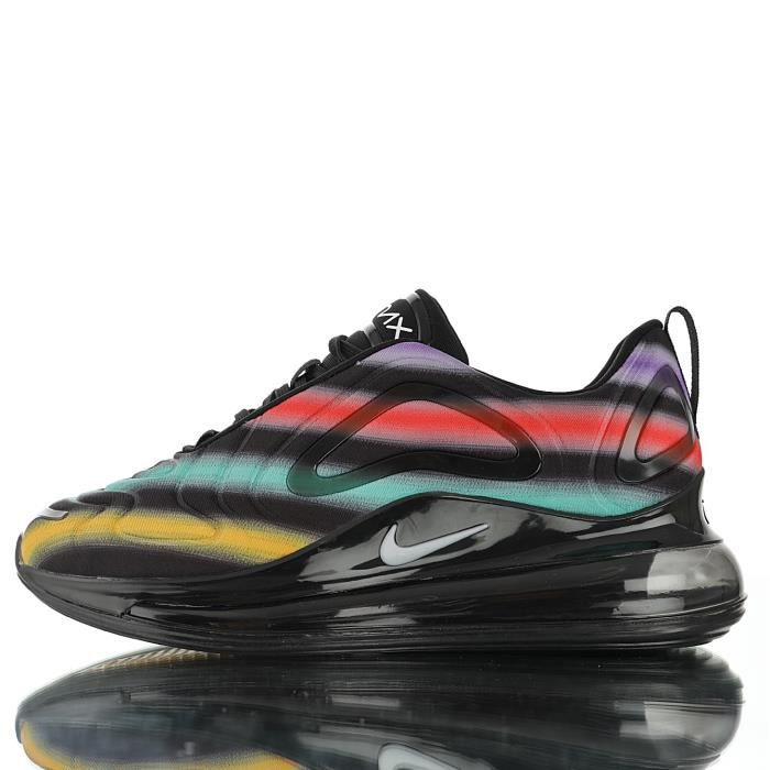 Baskets Nike Air Max 720 Femme et Homme Noir