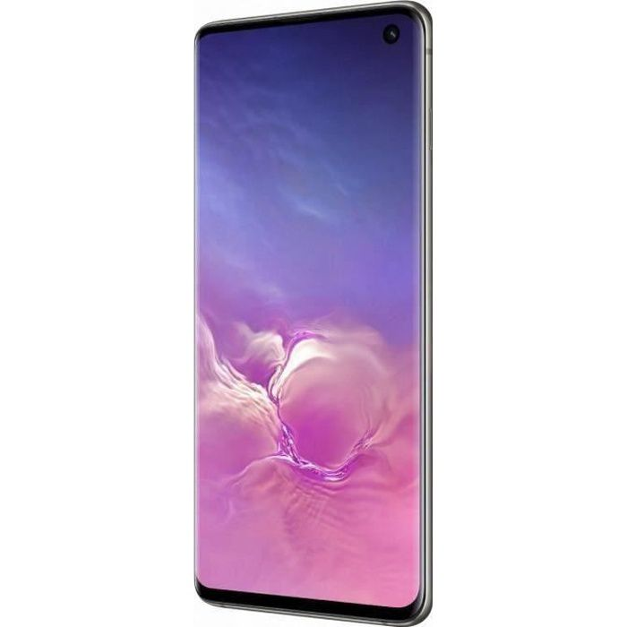 SMARTPHONE Samsung Galaxy S10 8Go/128Go Noir Double SIM G973