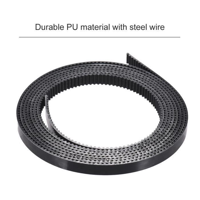 220/mm x 220/mm Plaque de verre borosilicate//lit W//plat poli Edge pour MK2/MK3/chauff/é Lit imprimante 3d