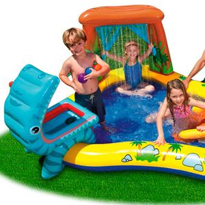 Piscine gonflable achat vente piscine gonflable pas for Piscine bebe champignon
