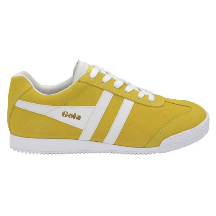 Chaussures femme Baskets Gola Harrier Suede