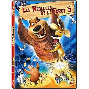 DVD DESSIN ANIMÉ DVD Les rebelles de la foret 3