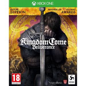 JEU XBOX ONE NOUVEAUTÉ Kingdom Come Deliverance - Royal Edition - Game Of