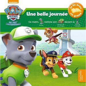 Livre 3-6 ANS Paw Patrol La Pat' Patrouille : Une belle journée