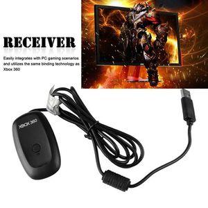 MANETTE JEUX VIDÉO AIHONTAI® PC récepteur USB de jeu sans fil Adaptat
