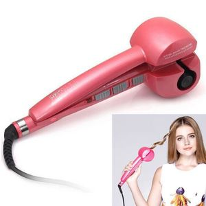 FER A LISSER Automatique Curl cheveux fer à friser Styler fer à