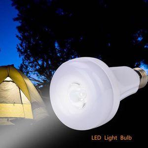 AMPOULE - LED LED E27 d'économie d'énergie rechargeable intellig