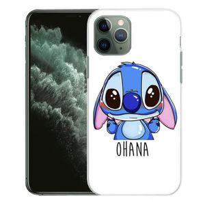Coque iphone 11 stitch ohana