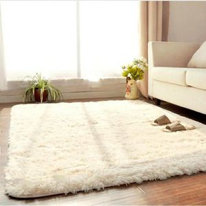 Tapis fausse fourrure achat vente tapis fausse for Alfombras para comedor