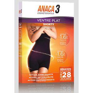 MINCEUR - CELLULITE Anaca 3 ventre plat shorty taille L et XL