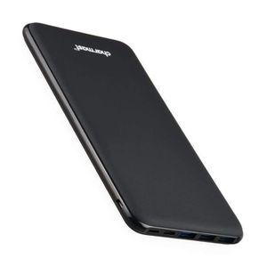 RAVPower Chargeur Secteur USB 6 Ports 60W Smartphone Filehub USB-C avec Power Delivery 24W iPad Sauvegarde et Transfert de Donn/ées Quick Charge 3.0 et iSmart 2.0 pour iPhone Tablette 100-240V