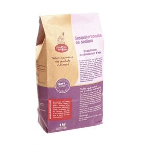 BICARBONATE DE SOUDE Sesquicarbonate de sodium 1 kg