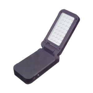LAMPE DE POCHE Torche LED de Travail clapet rechargeable avec aim
