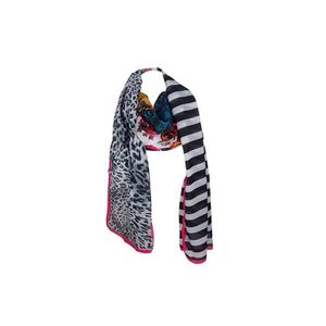 Guess Foulard Femme AW7814 NOT COORDINATED SCARF multicolor - Achat ... d094d657204