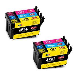CARTOUCHE IMPRIMANTE JIMIGO 29XL Cartouches d'encre Compatible Epson 29