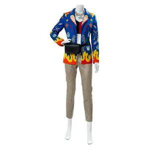 DÉGUISEMENT - PANOPLIE Birds of Prey Harley Quinn Tenue Cosplay Costume V