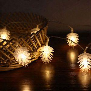 BANDE - RUBAN LED 20 LED Guirlandes lumineuses veilleuses Eclairage