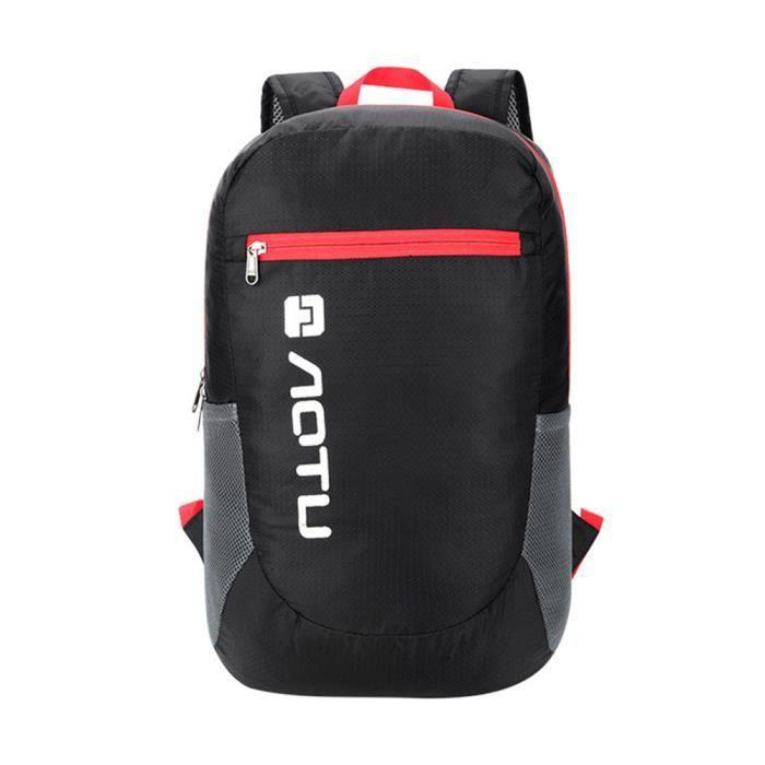 Sports Sac à dos pliable Ultralight Mini sac à dos sac à dos 20L haute capacité_zy 873