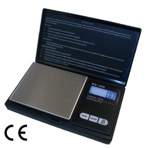 Mini-Balance De Poche - Haute Précision: 100g/0,01g