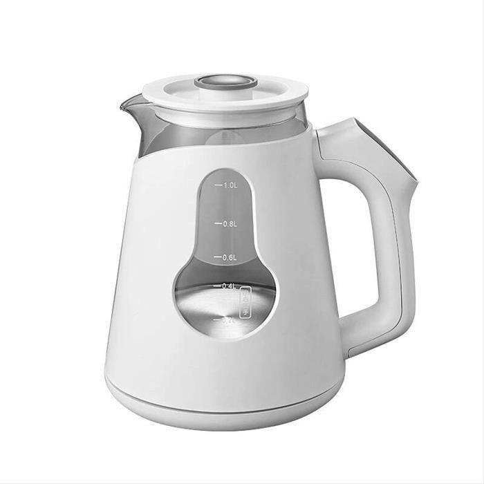 Bouilloires électriques Silencieux Bouilloire électrique de ménage 1.2L Faites bouillir rapidement l'arrêt automatique for le jus, l
