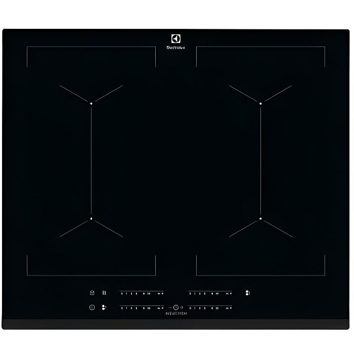 Table À Induction Electrolux Ipe 6454 Kf