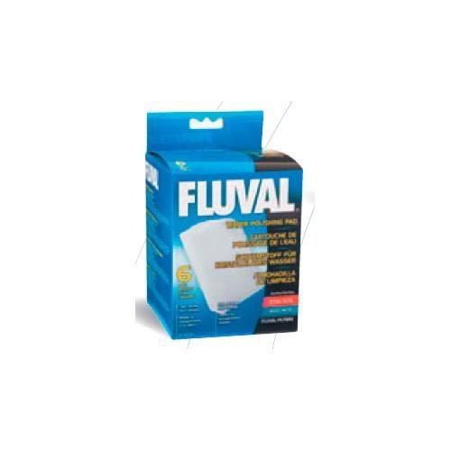 FLUVAL 6 blocs de mousses fines 306 406 - Pour aquarium