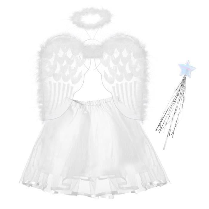 Robe de fées de mode 4PCS pour la performance de fête d'enfants autre accessoire deguisement vendu seul deguisement - spectacle