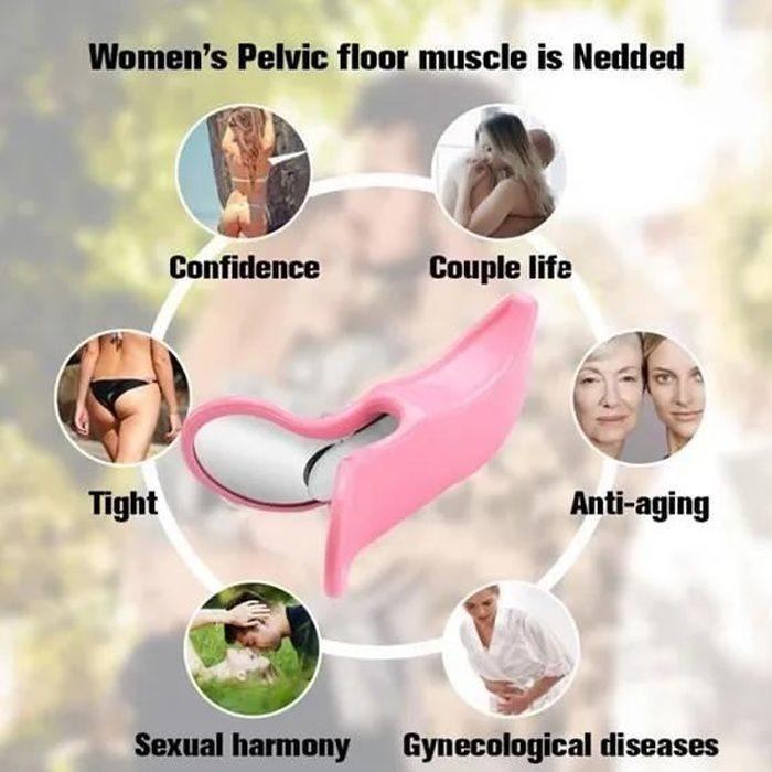 XINGIXJ ---Appareil de musculation du plancher pelvien et de la cuisse intérieure, correction du dispositif de contrôle de la vessie
