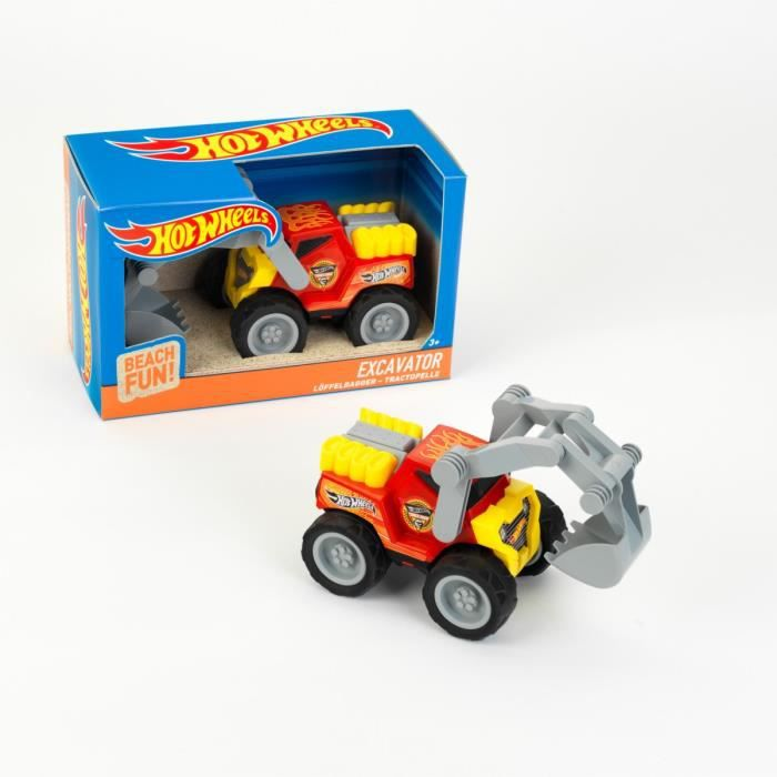 HOT WHEELS - Pelle mécanique Hot Wheels pour Enfant