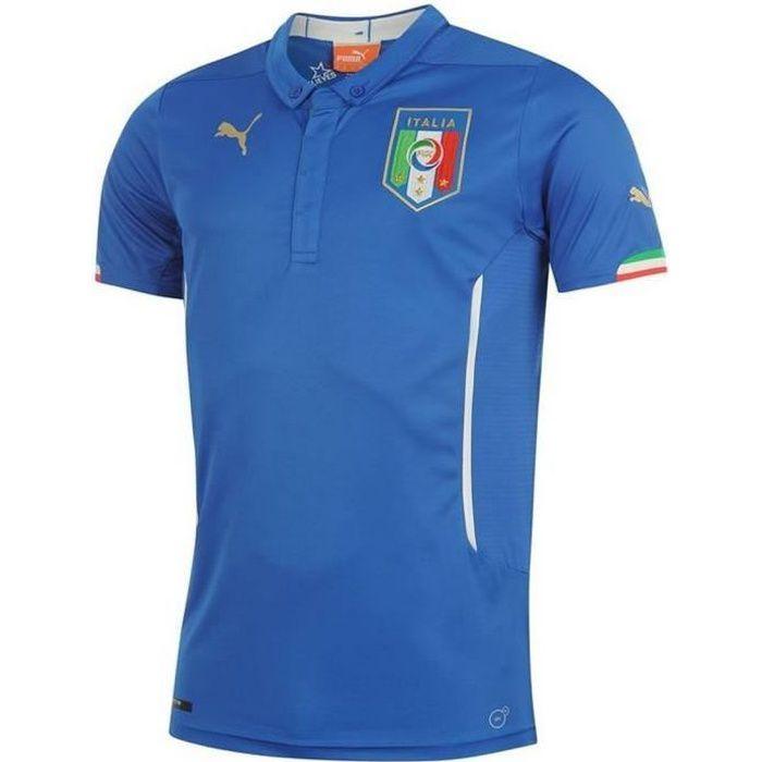 Italie Maillot de Football Officiel 2014