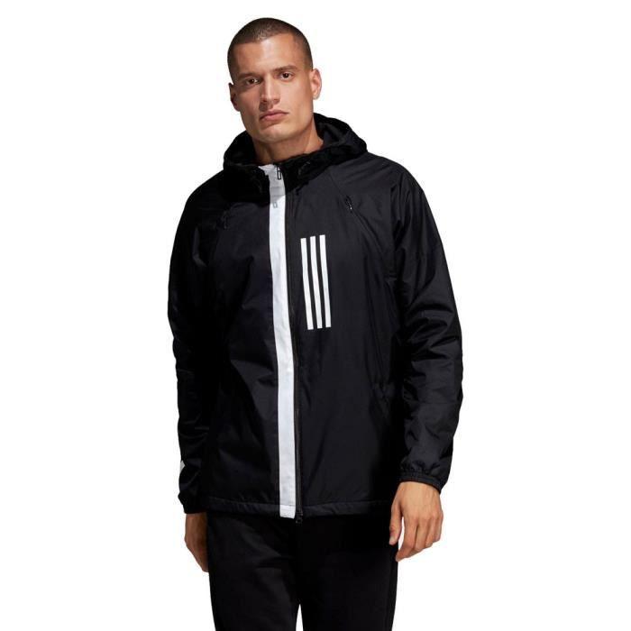 Adidas Hommes Id Wnd Polaire Lined Veste De Sport
