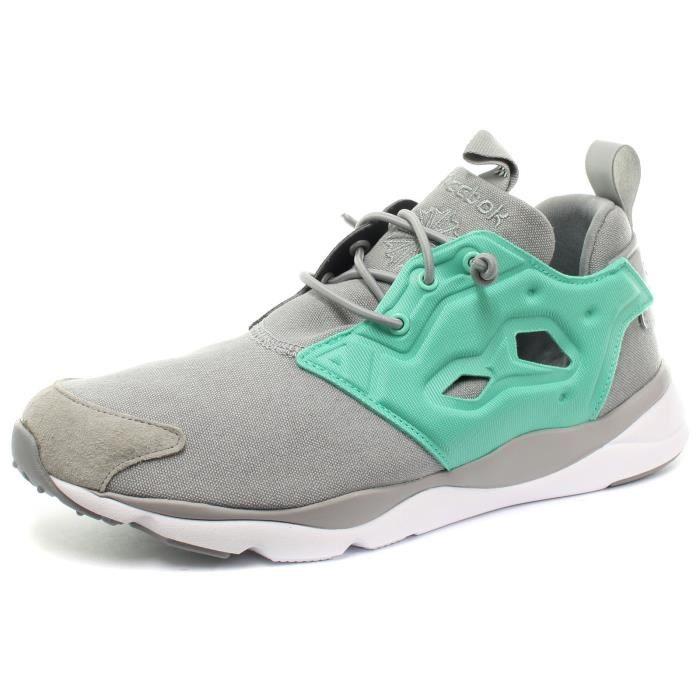Sandale De Randonnee REEBOK Furylite Asymétrique Chaussures de sport pour femmes, NW10R Taille-38