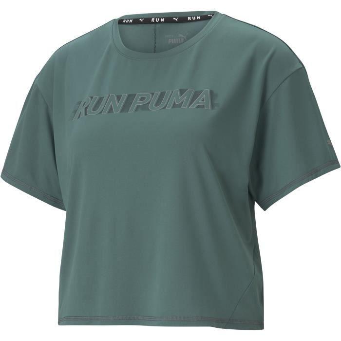 Tee-shirt - PUMA - Run Lite Cool