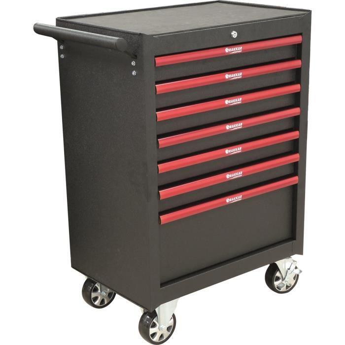 Servante 7 tiroirs TOPCAR 09144