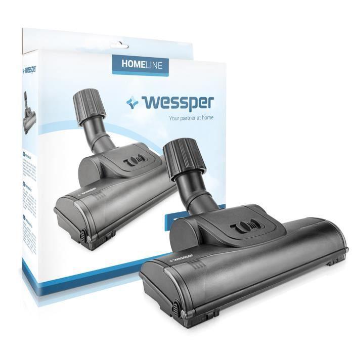 Wessper 32mm-38mm universelle Brosse, pieces pour aspirateur VAX AIR PARQUETT C86 AS H E