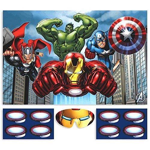 Ultra Jeu De Coloriage Q1ZII Pin The Arc Reactor To The Iron Man Suit FP-94