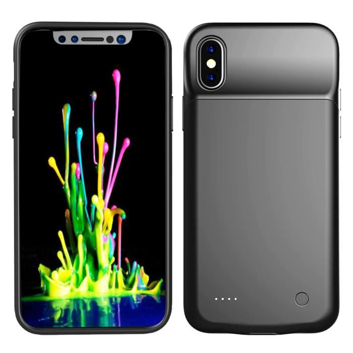 coque batterie iphone x