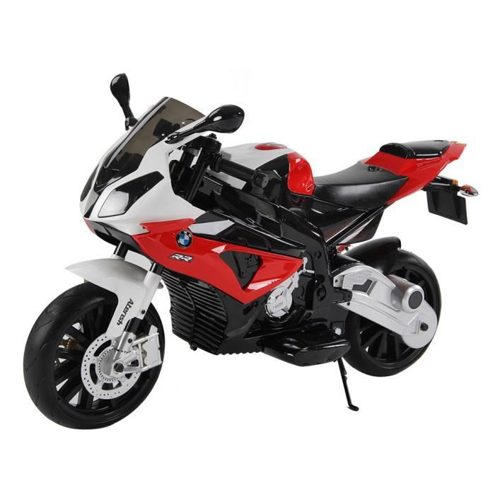 moto electrique enfant bmw s1000rr achat vente moto scooter cadeaux de no l cdiscount. Black Bedroom Furniture Sets. Home Design Ideas