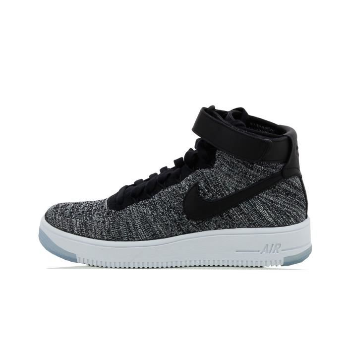 brand new 8316a 09e9a Basket Nike Air Force 1 Ultra Flyknit - 818018-001
