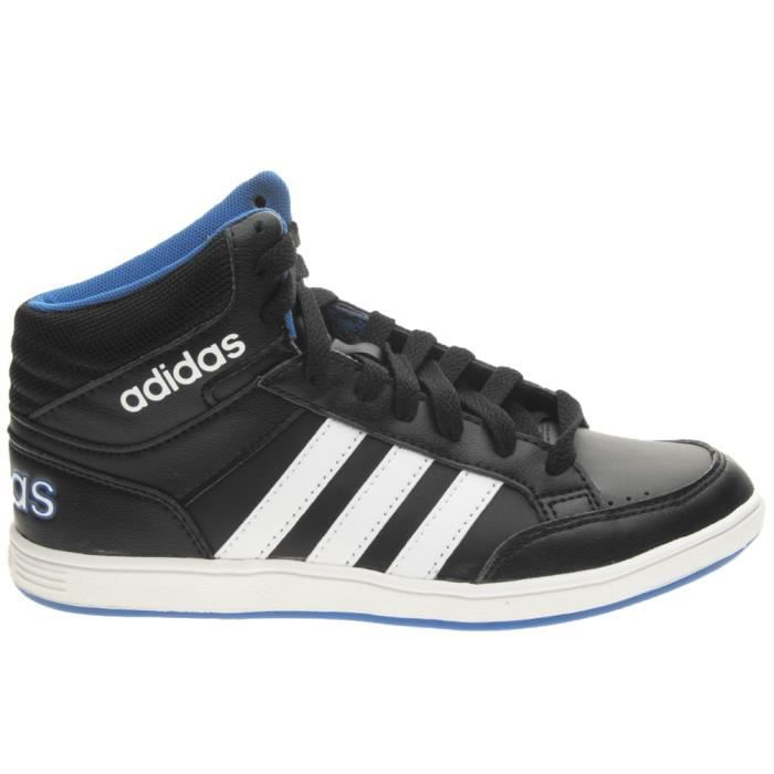 Chaussures Adidas Hoops Mid K F99521