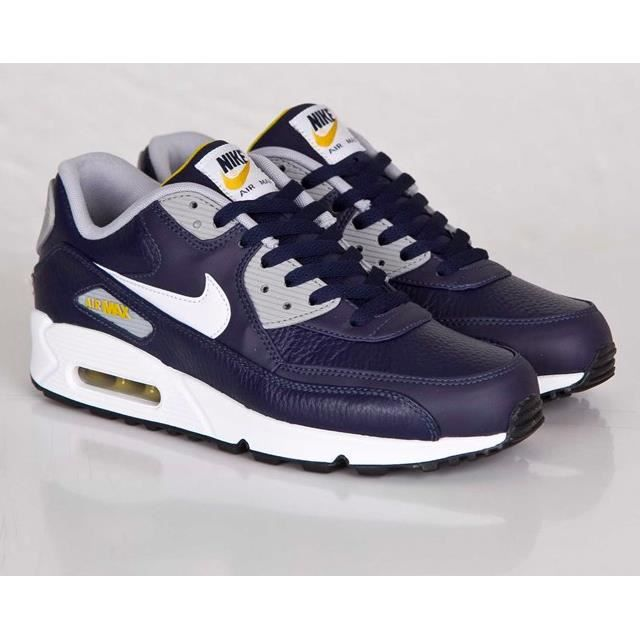low priced be8ee 6372b Air max 90 bleu - Achat   Vente pas cher