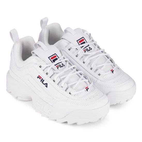 FILA Baskets Disruptor OG Femme Blanc Blanc Achat