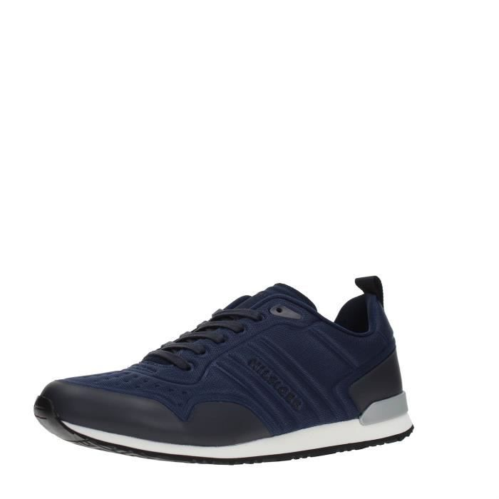 Tommy Hilfiger Sneakers Homme MIDNIGHT, 43