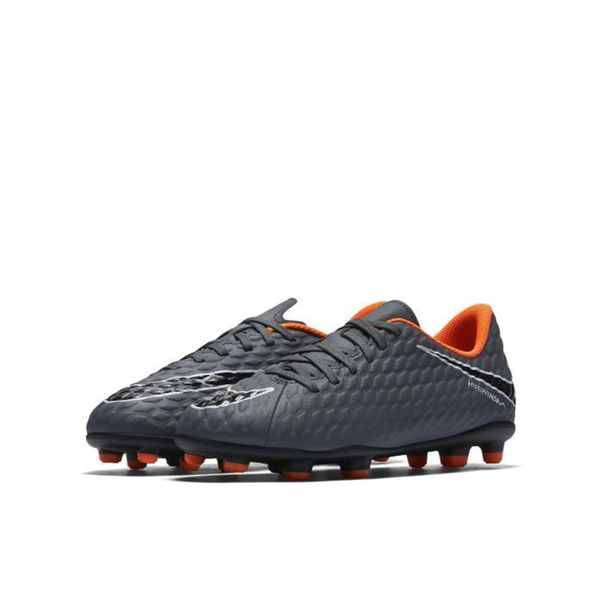 new arrival 3c7ac 0be0d CHAUSSURES DE FOOTBALL Nike Jr. Hypervenom Phantom 3 Club FG, Sol ferme,
