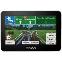 Navigation GPS MAPPY ITIS446 NOIR EUROPE 14 PAYS CARTE A VIE